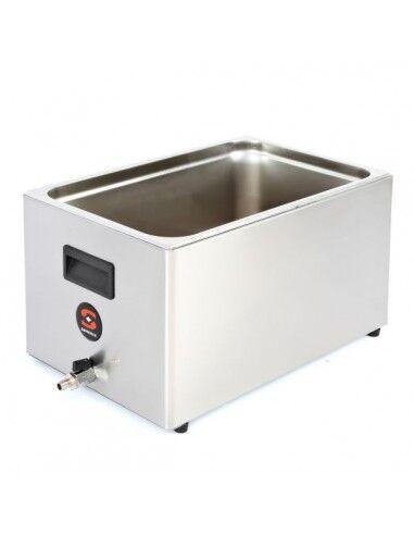 SAMMIC Vasca Isolata Per Cottura Sottovuoto - Gn 1/1 Da 150 Mm - Modello Vasca28