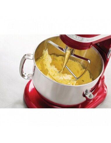 KitchenAid Spatola Per Impastatrice Planetaria  - Acciaio Inox - Modello Ik7sfb