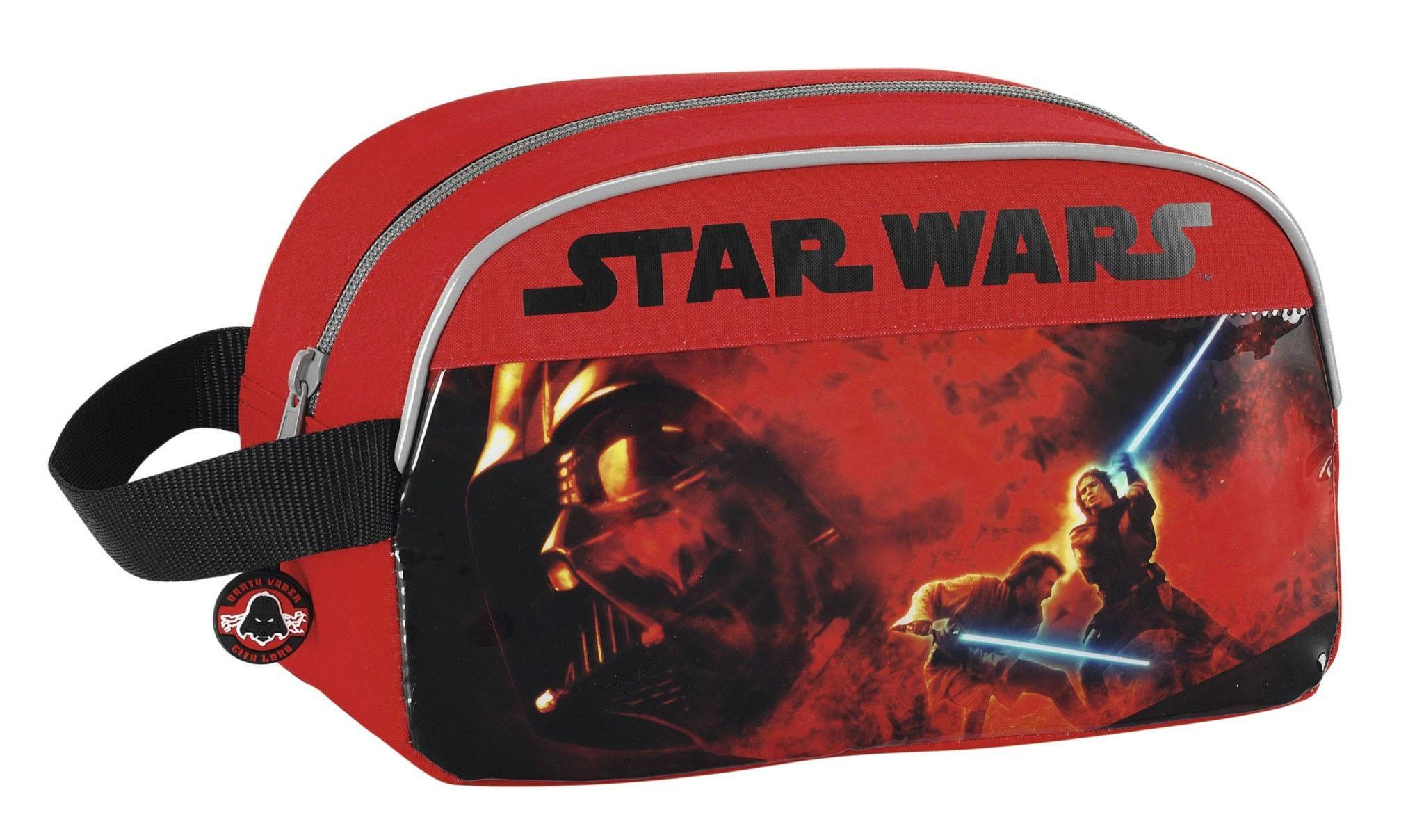 SAFTA Borsa Star Wars Wash Bag Darth Fener Vader 26 Cm