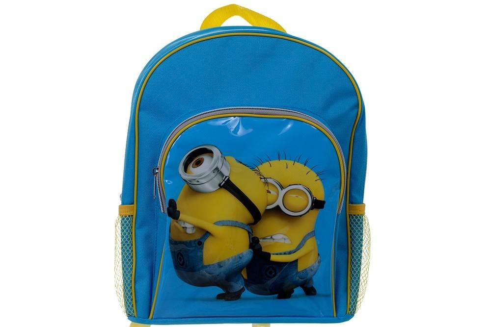 GIALAMAS Despicable Me 2 Push Schoolbag W Pockets Zaino