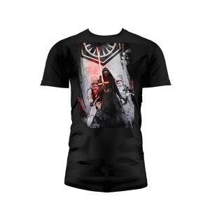 SD TOYS T-Shirt Sw Ep7 First Order Nera Boy Taglia Xl T-Shirt