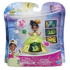 Hasbro Disney P.Scopri La Storia Di Tiana Princess - Bambole E Accessori