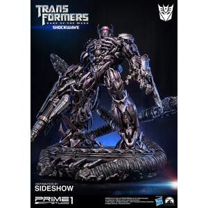 PRiME Transformers Dark O/t Moon Shockwave(Pr1 Statua
