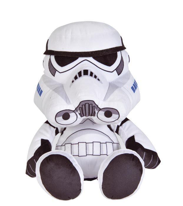 Disney Peluche Star Wars Stormtrooper 45cm Peluches