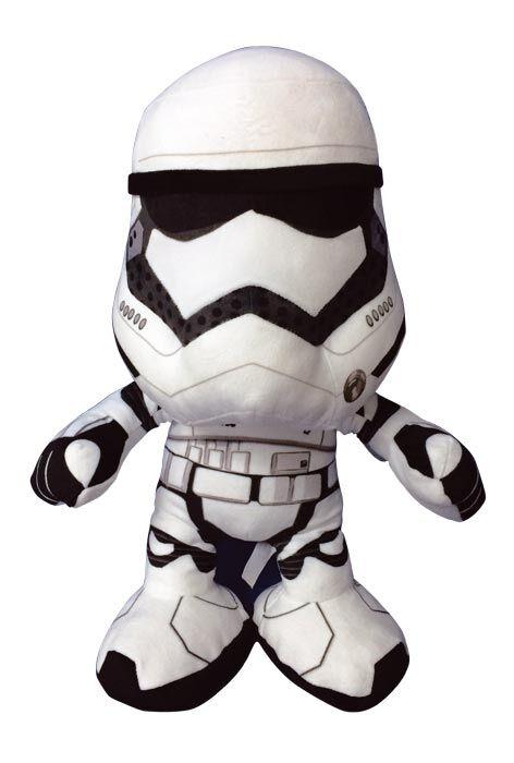 Disney Peluche Star Wars F.O. Stormtrooper 45cm Peluches