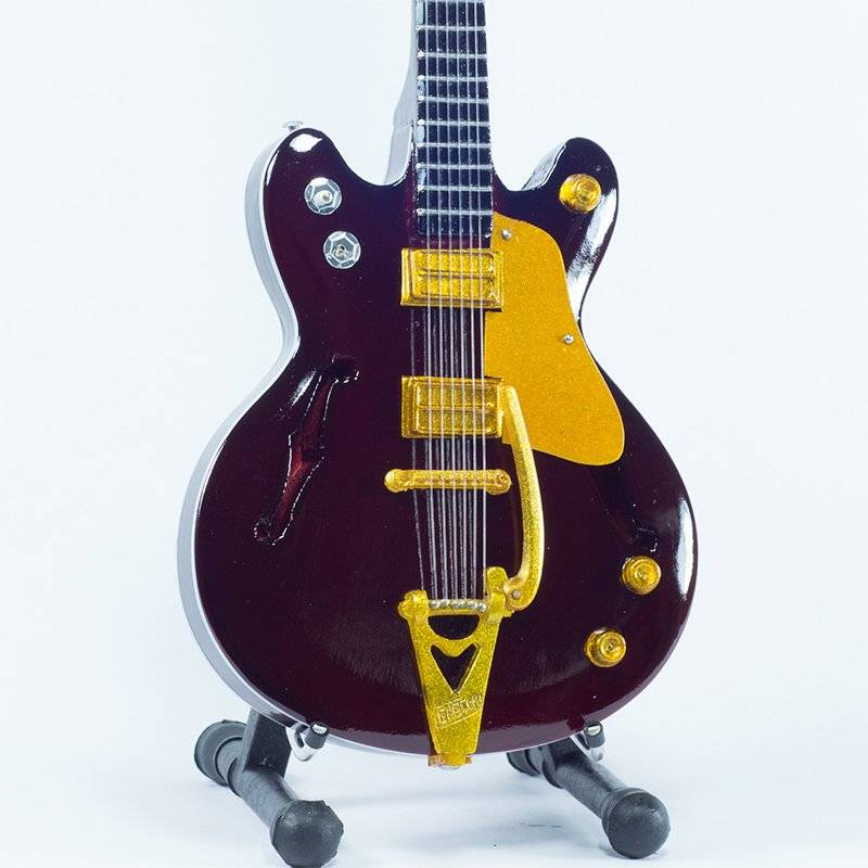 VARI Mini Guitar The Beatles George Harrison Replica