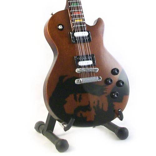 VARI Mini Guitar Bob Marley Tribute Replica