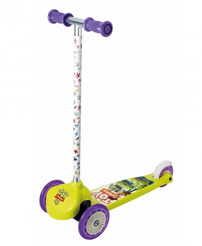 smoby monopattino tre ruote twist toy story 4 da 3 anni  7600750226