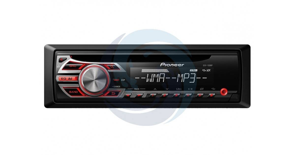 Pioneer DEH-150MP Autoradio CD