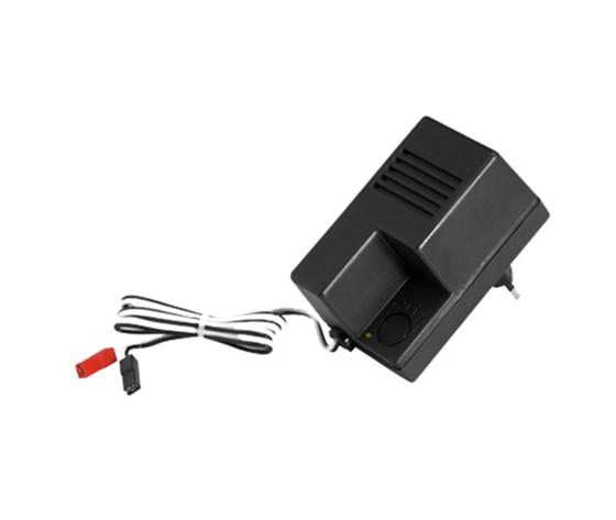 kert caricabatterie lineare 13,8vdc 0,5a per caricare batterie al piombo 12 v