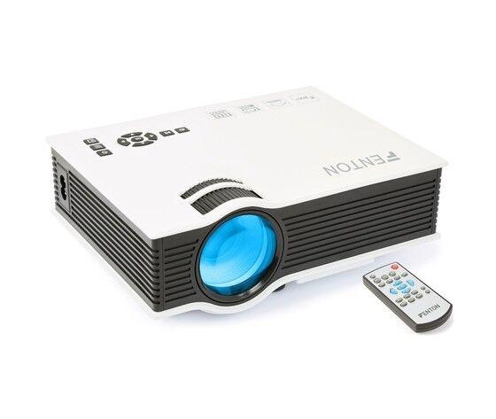 FENTON Videoproiettore A Led Per Intrattenimento 1080p, 800 Ansi Lumen  103085