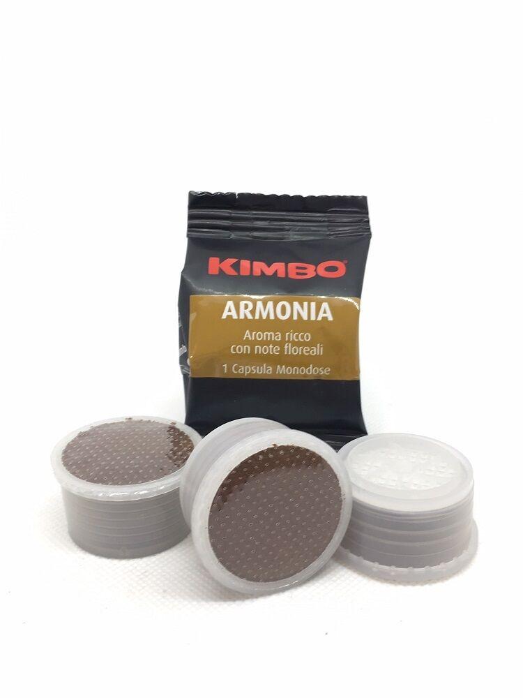 Kimbo 400 Capsule Kimbo Espresso Armonia Arabica Compatibili Lavazza Espresso Point
