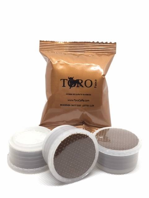 Caffè Toro 400 Caffè Toro Fuoco Capsule Compatibili Lavazza Espresso Point