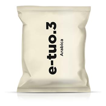 Pop 100 Capsule LUI Fior Fiore Coop AROMA VERO Compatibili POP Caffè Arabica .3 E-TUO
