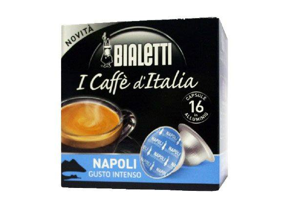 Bialetti 288 Caffè in Capsule Bialetti Napoli