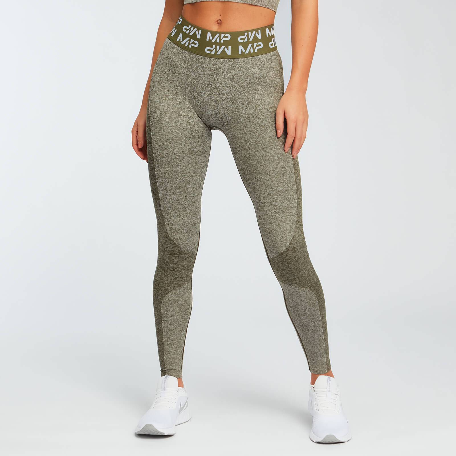 myprotein mp women's curve leggings - brindle - xl