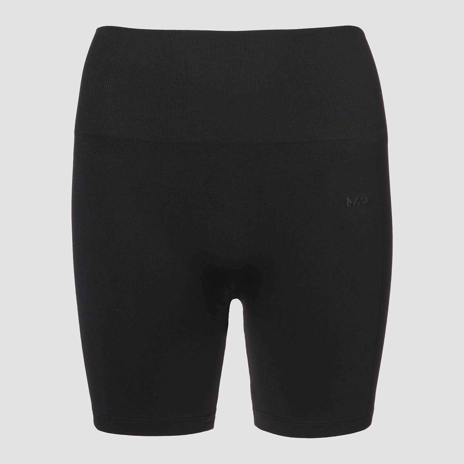 Myprotein MP Women's Shape Seamless Ultra Cycling Shorts - Black - XS