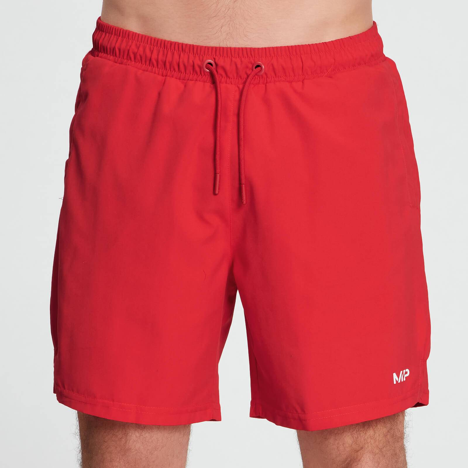 Mp Costume a pantaloncino Pacific - Rosso acceso - S
