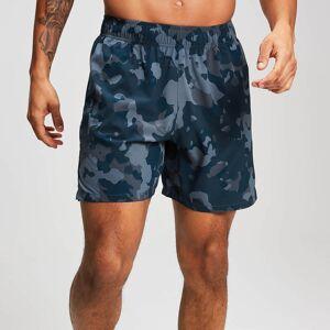 Mp Pantaloncini sportivi  Stretch Woven da uomo - Blu mimetico slavato - XS