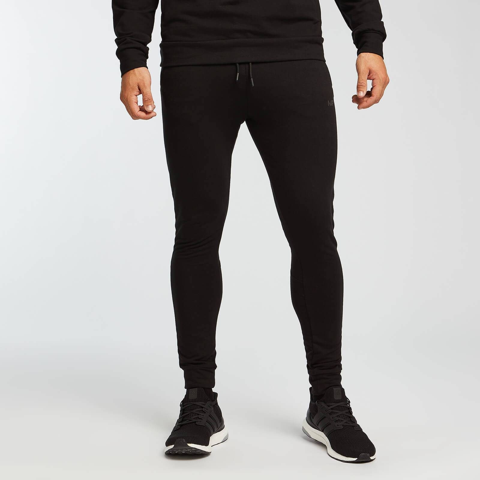 Myprotein Pantaloni da jogging slim fit MP Form da uomo - Neri - L