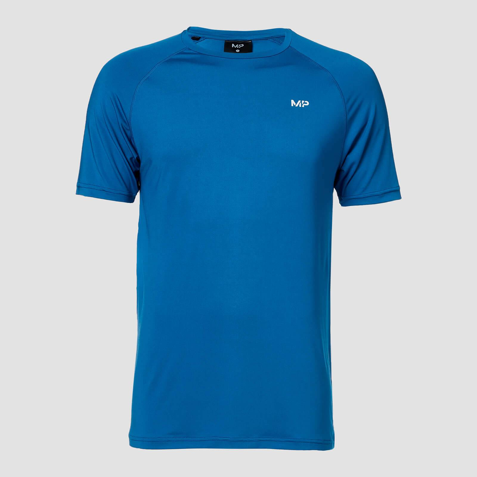 Myprotein T-shirt sportiva MP Essentials da uomo  - Pilot Blue - S