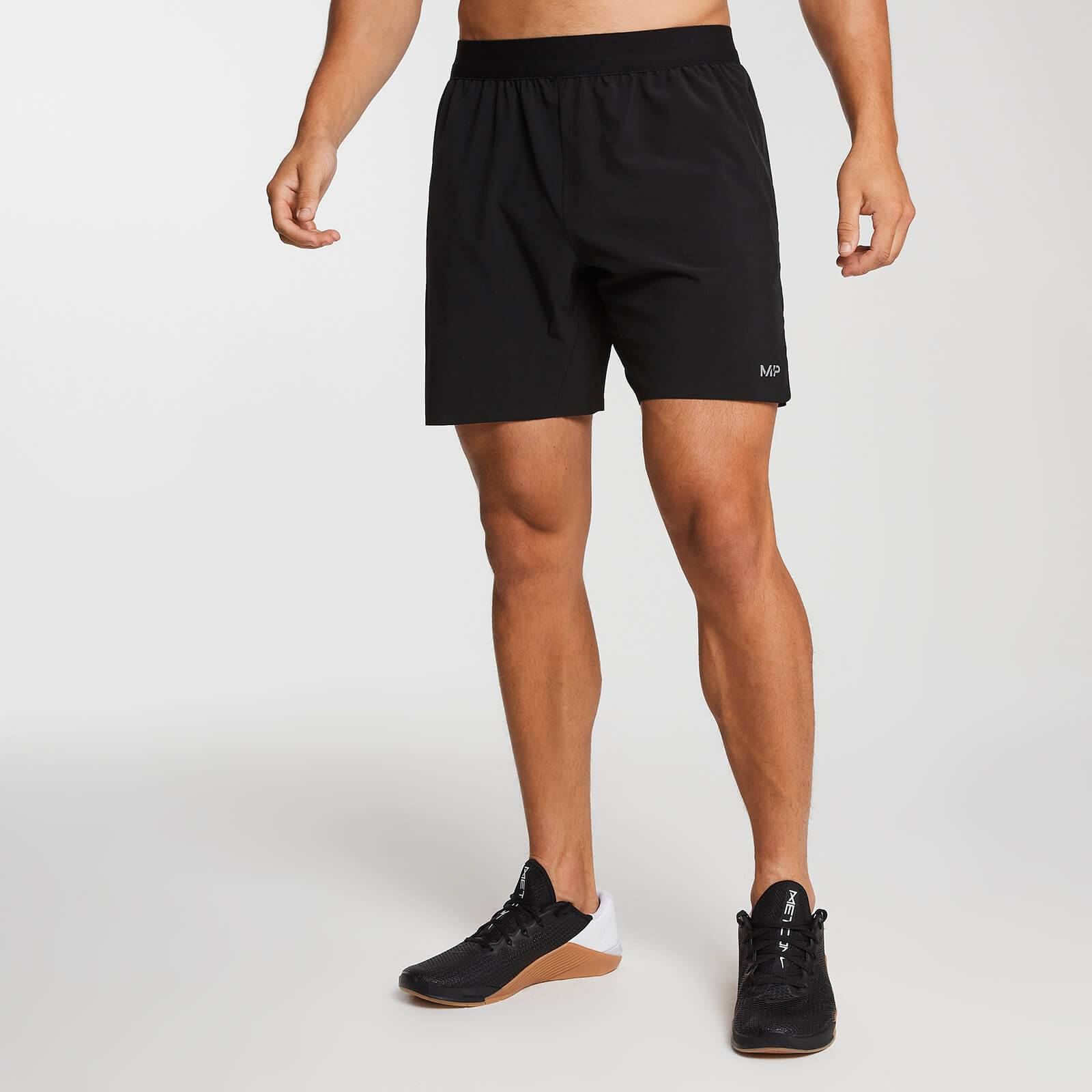 Mp Pantaloncini Best Training Essentials  da uomo - Nero - XXXL