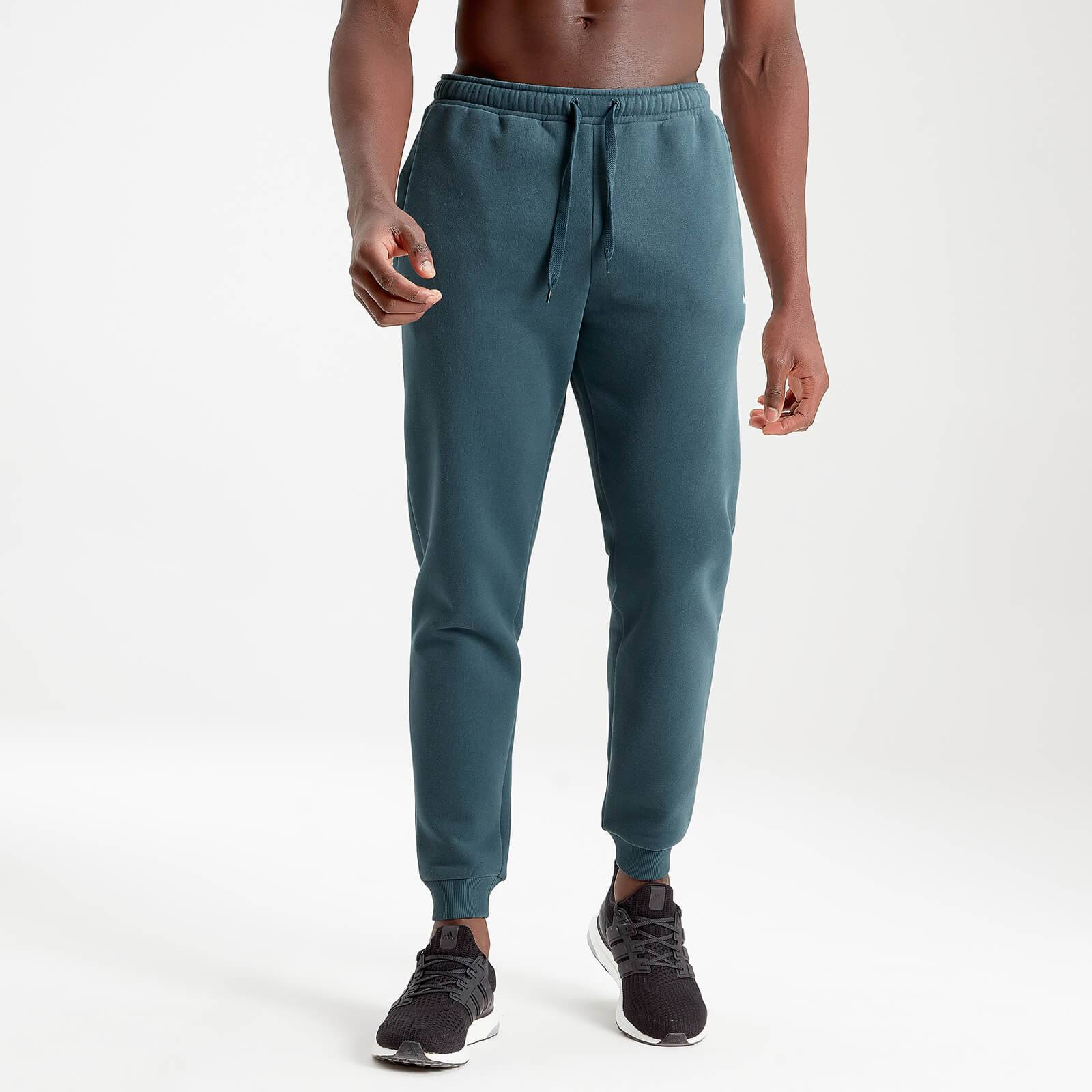 Mp Men's Essentials Joggers - Deep Sea Blue - XXXL
