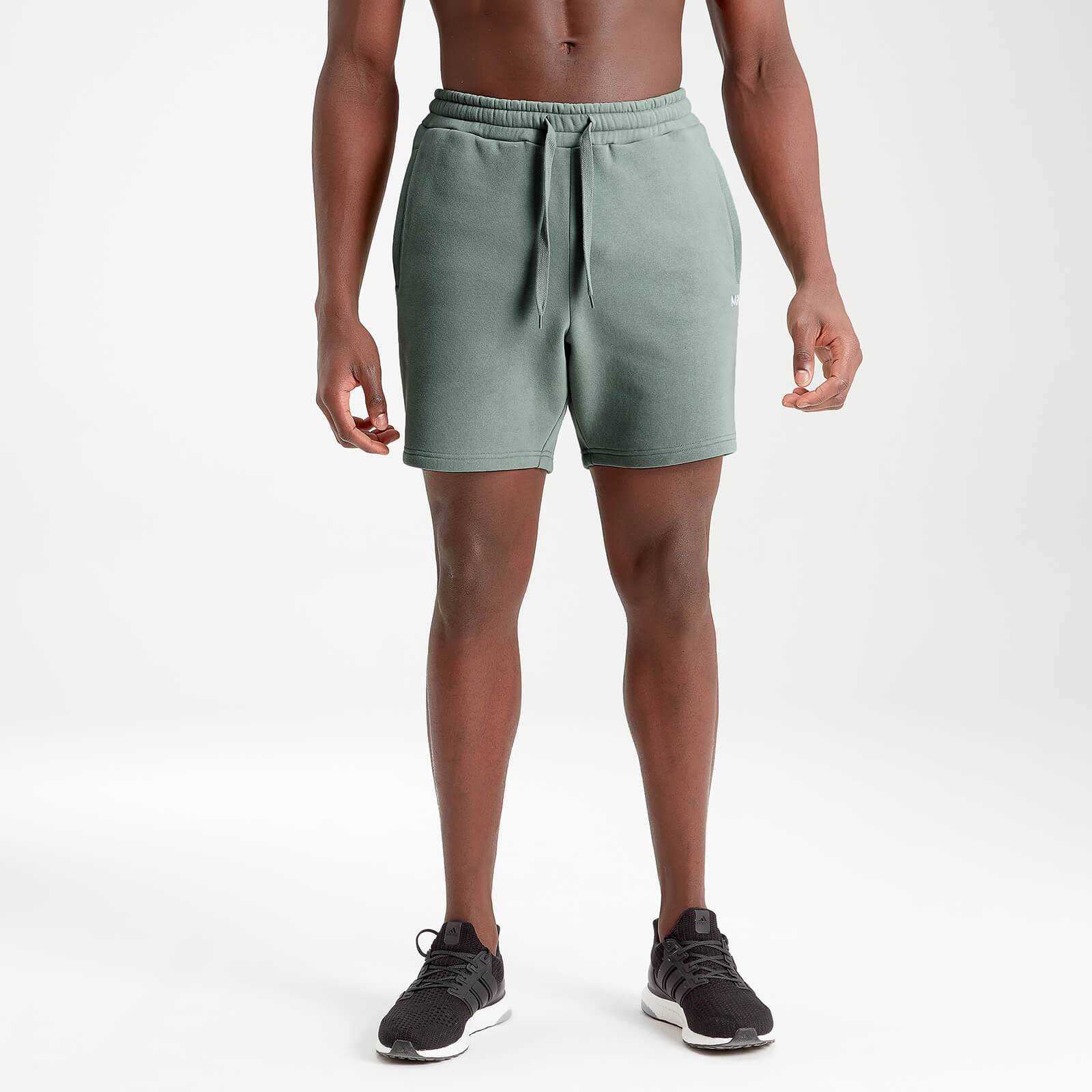 Mp Men's Essentials Sweatshorts - Washed Green - XS