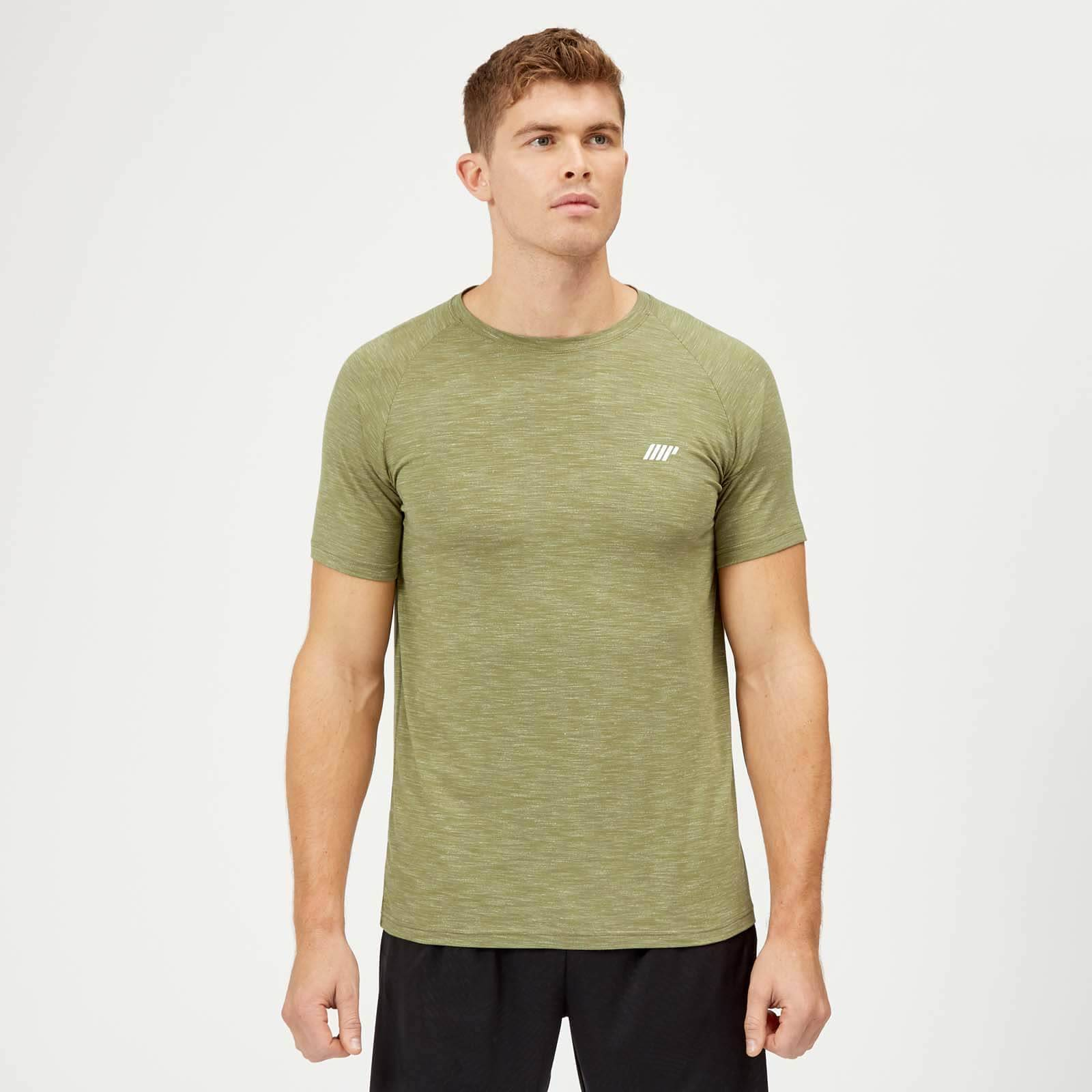 Myprotein T-Shirt Performance Edizione Limitata - S - Light Olive