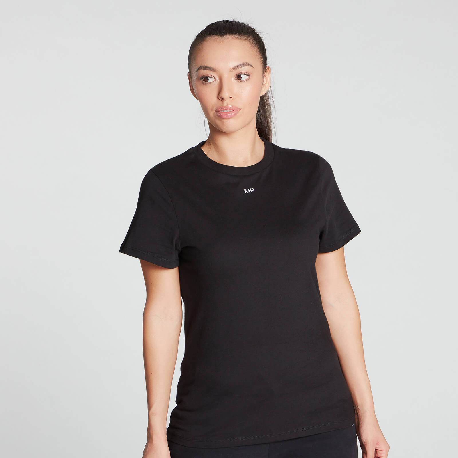 Myprotein T-shirt Essentials MP - Nero - XXS