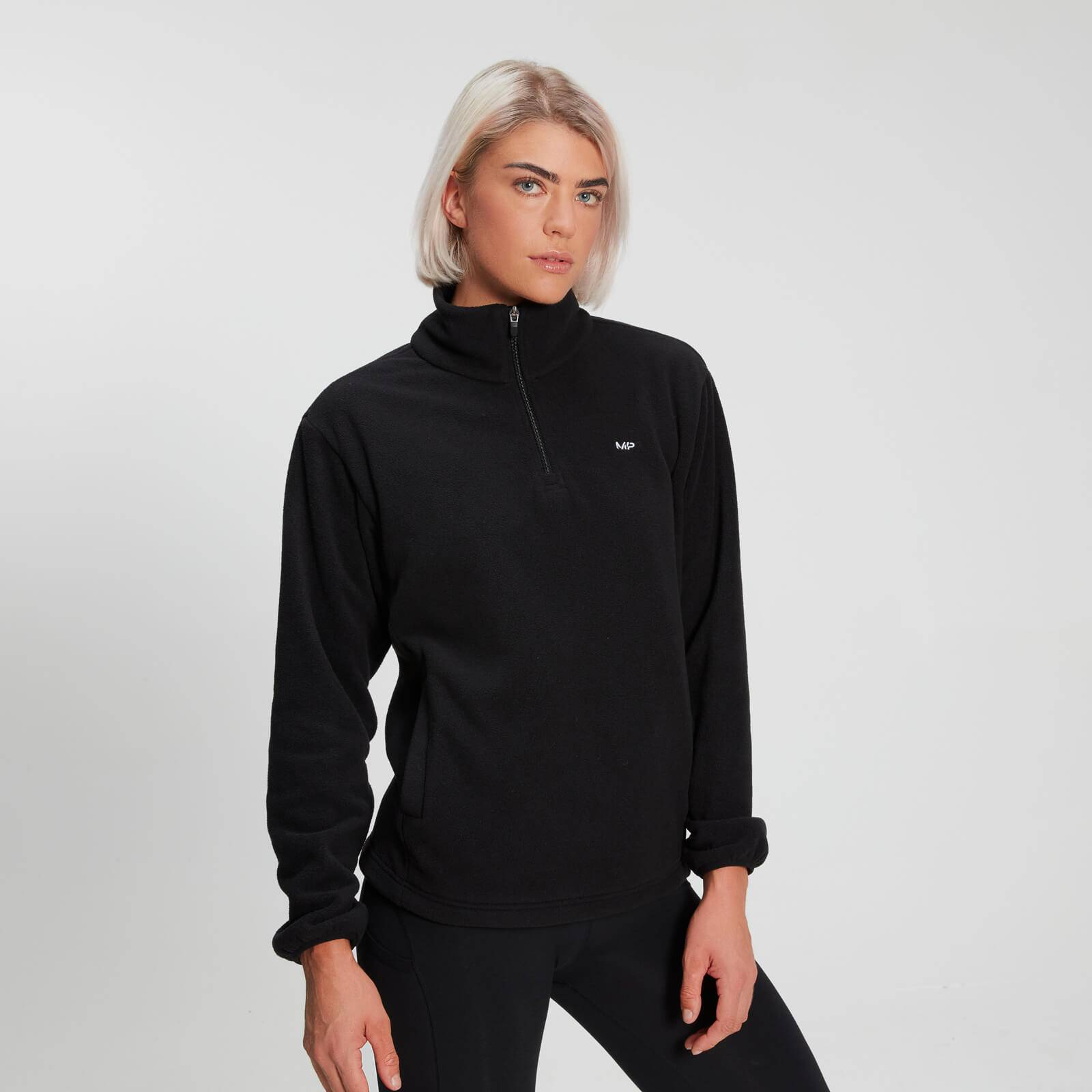Mp Felpa  Essentials da donna - Nero - L
