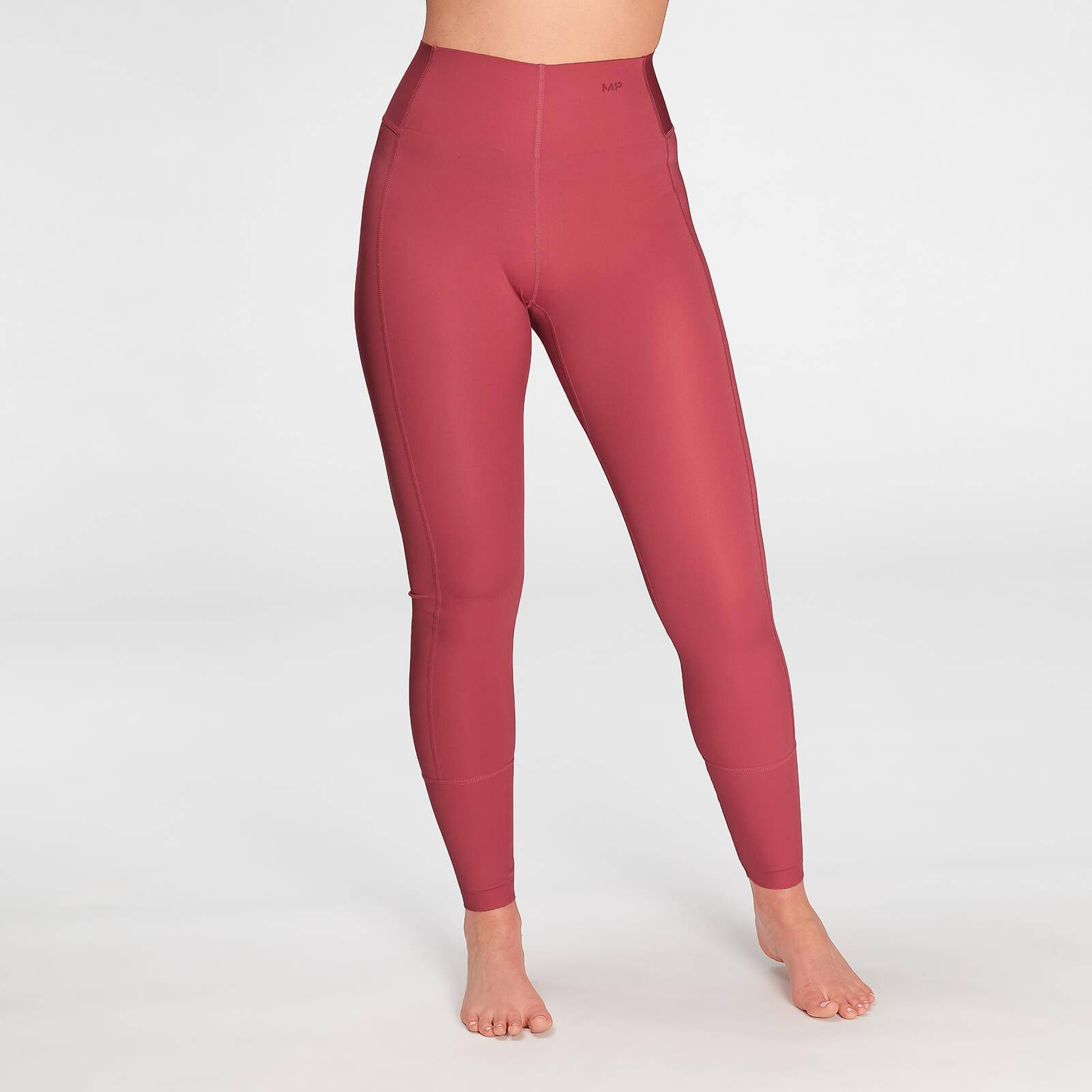 Mp Women's Coosure Leggings- Berry Pink - XXS