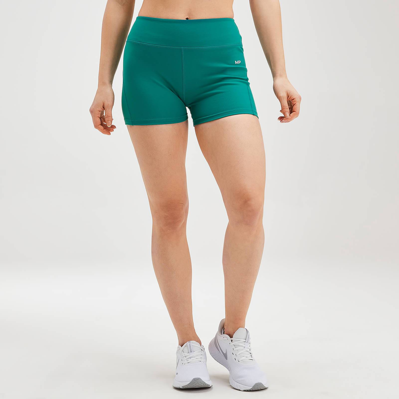 Mp Women's Power Shorts - Energy Green - XS