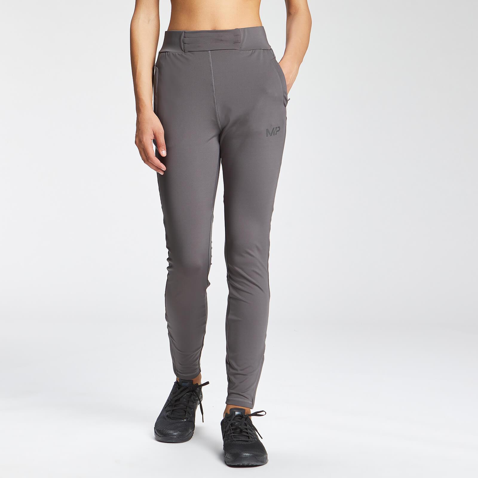 Mp Pantaloni da jogging sportivi Teo da donna - Antracite - XL