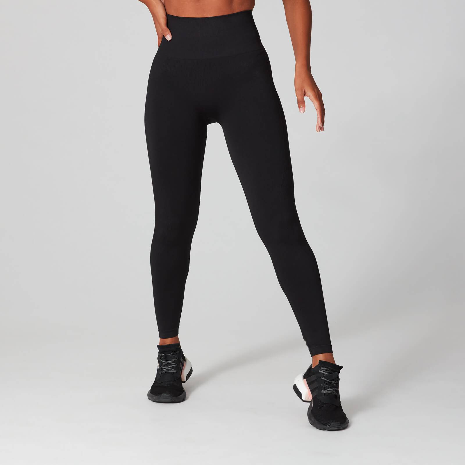 Mp Leggings  Shape Seamless Ultra da donna - Neri - XXL