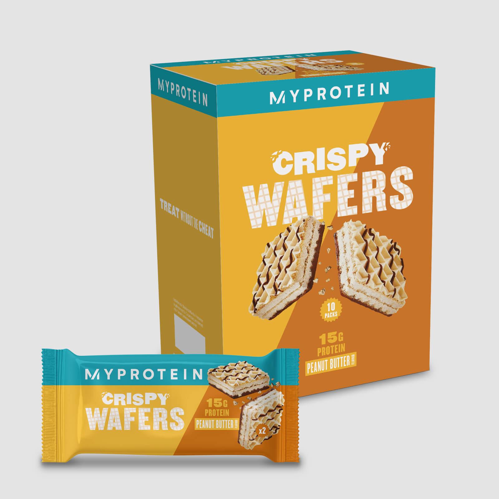 Myprotein Wafer Proteico - Burro di arachidi