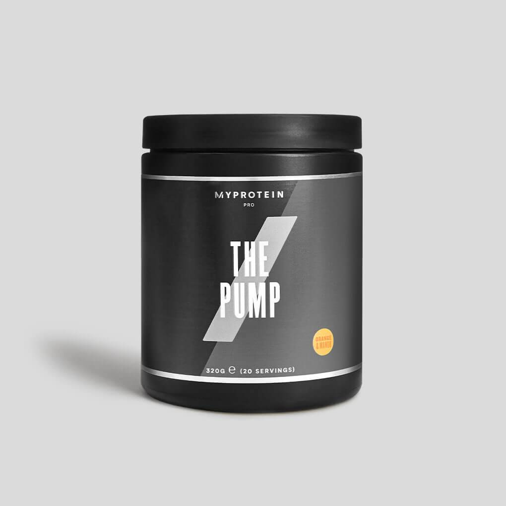 Myprotein THE Pump™ - 20servings - Rainbow Sherbet
