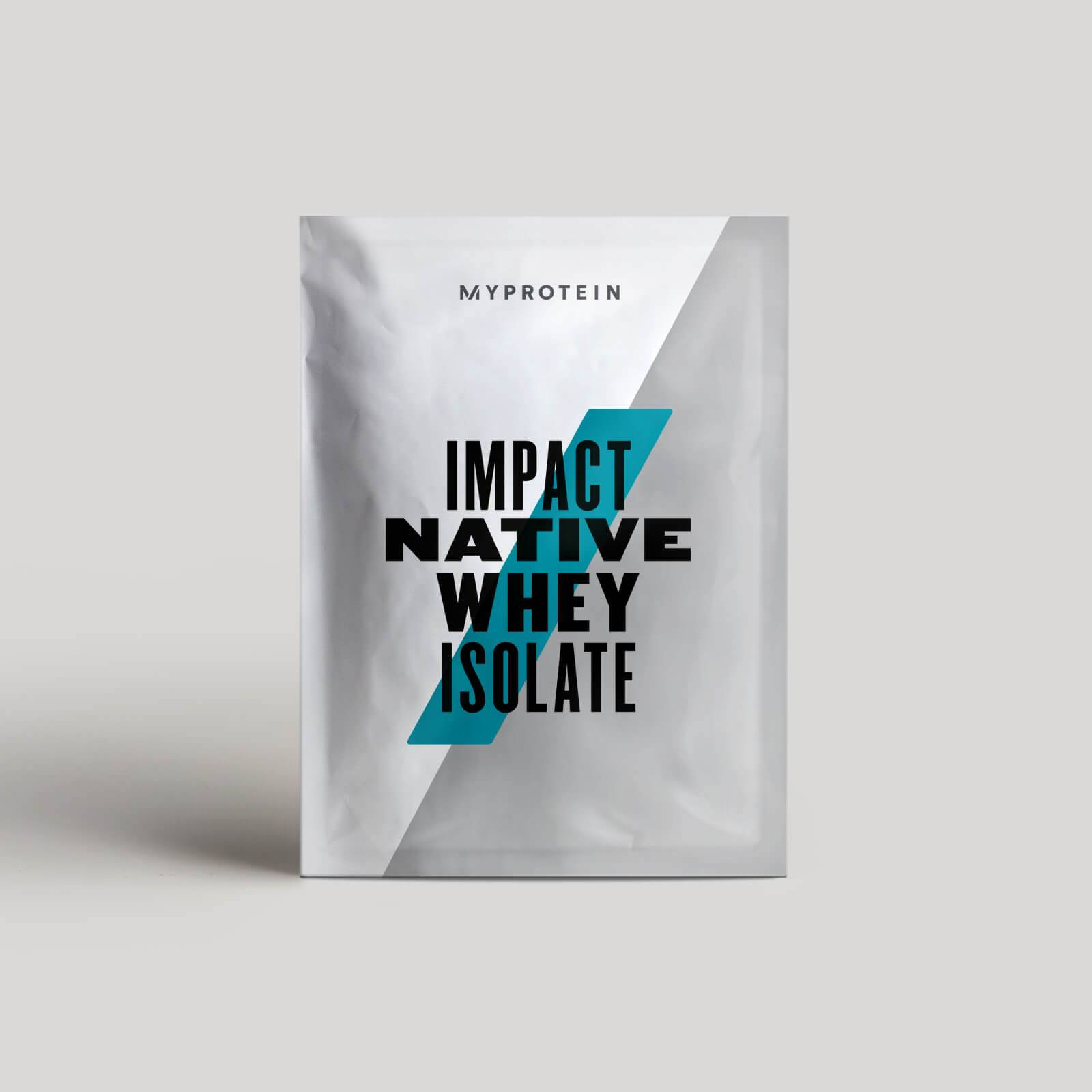 Myprotein Impact Native Whey Isolate (Sample) - 25g - Banane Flambées