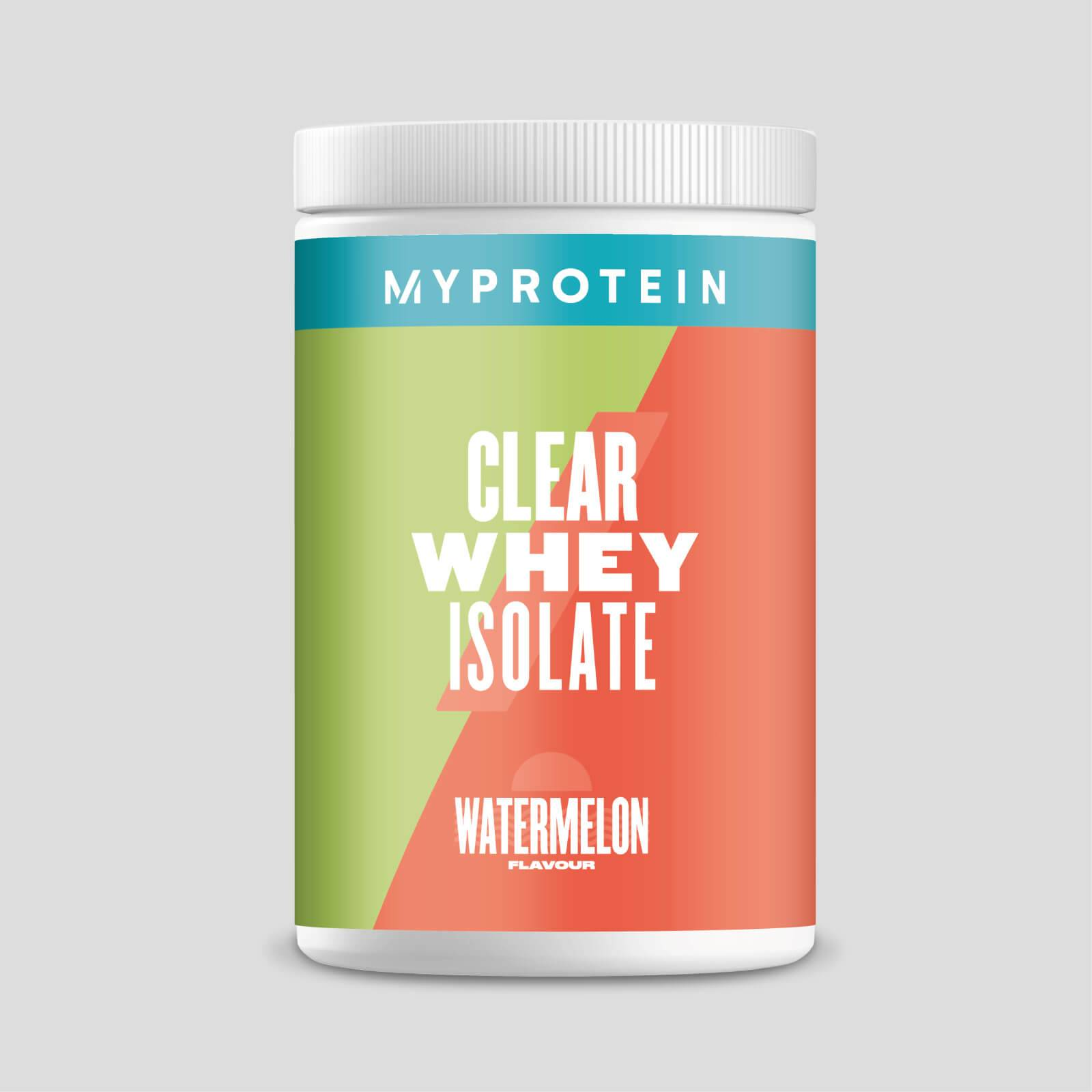Myprotein Clear Whey Isolate - 20servings - Anguria