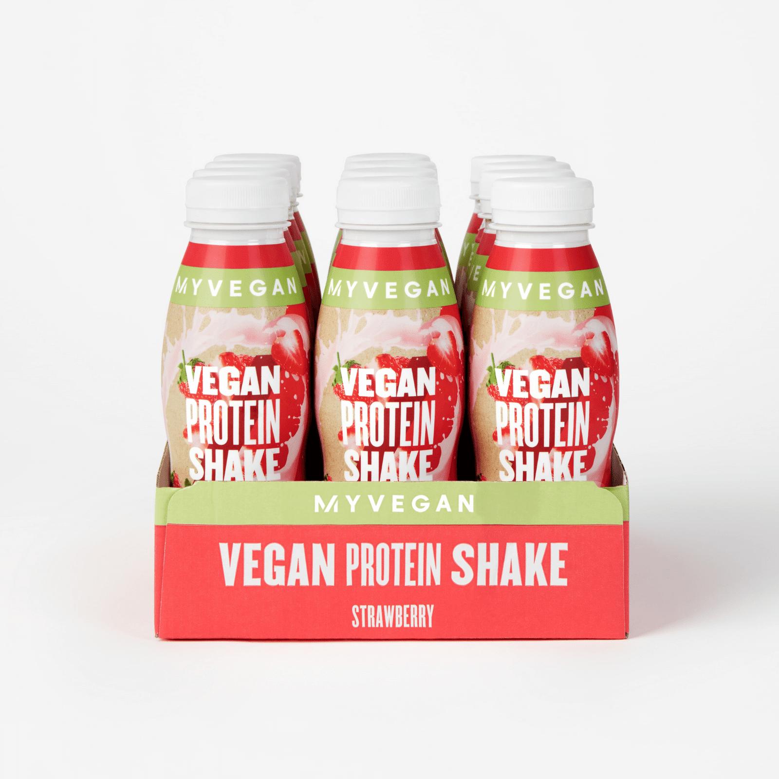 Myvegan Shake Proteico Vegano - Fragola