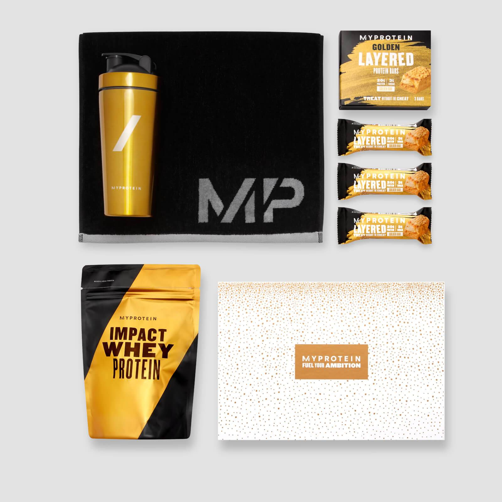 Myprotein Christmas Golden Box Edizione Limitata