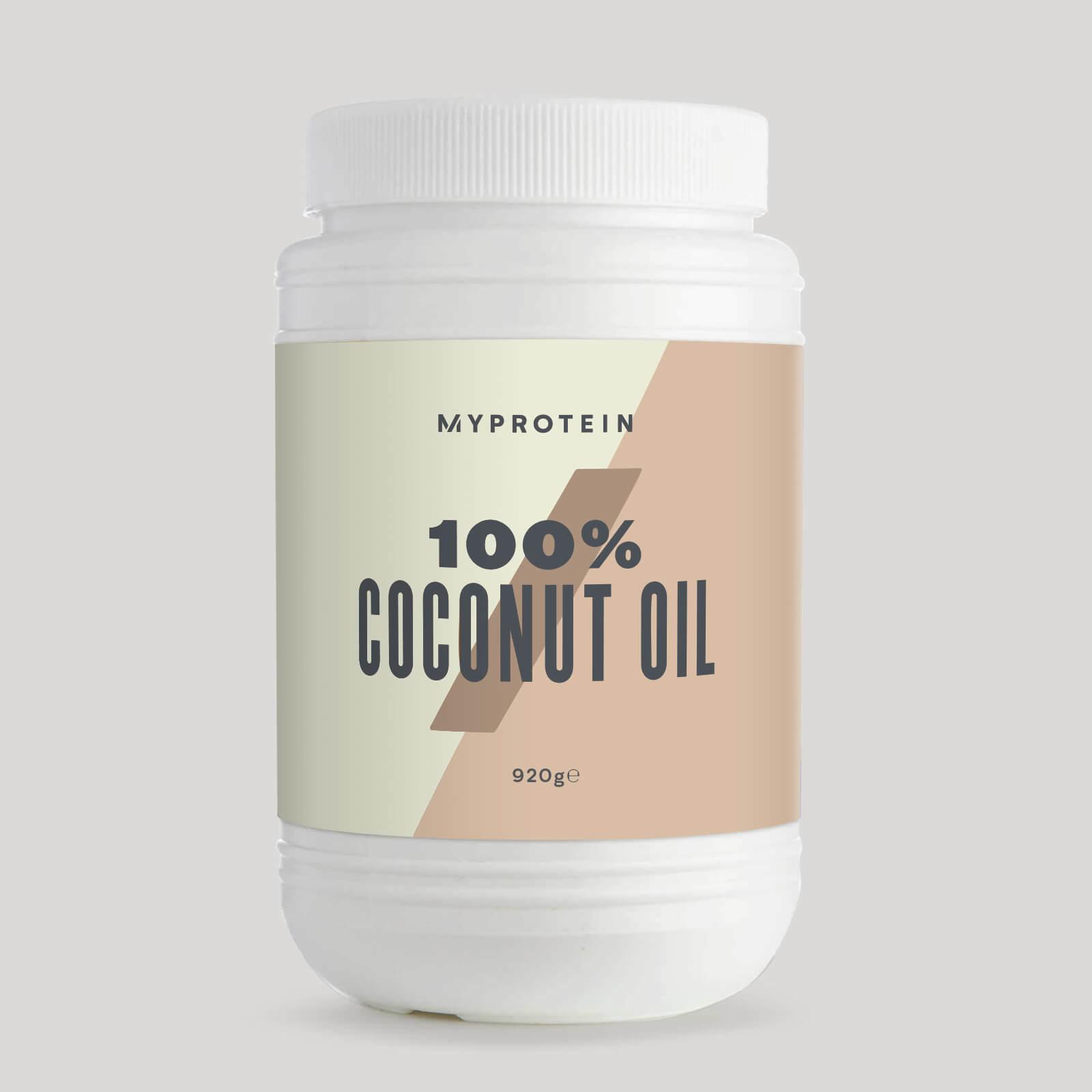 Myprotein Olio di Cocco 100% - 920g - Senza aroma