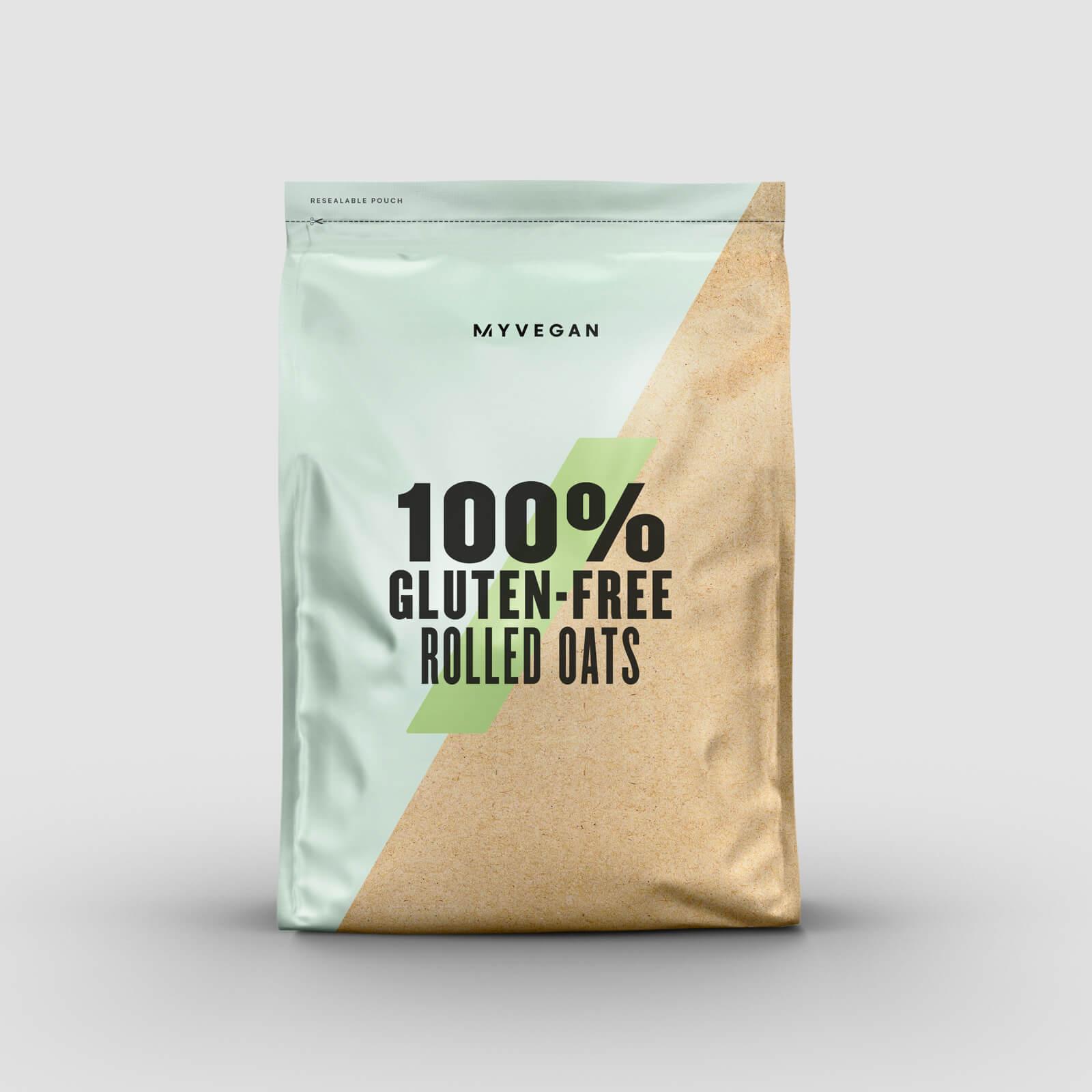 Myvegan Fiocchi di Avena Senza Glutine 100% - 2.5kg - Senza aroma