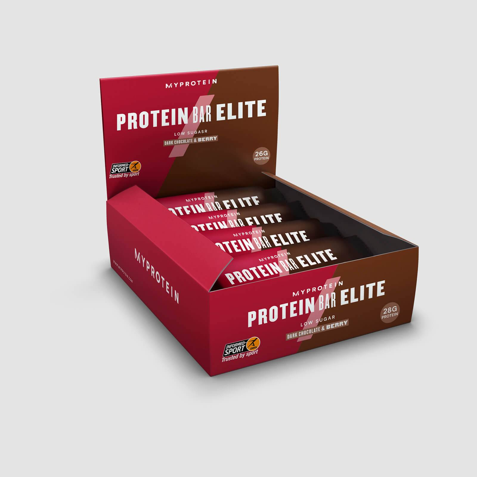 Myprotein Pro Bar Elite - Cioccolato fondente e bacche