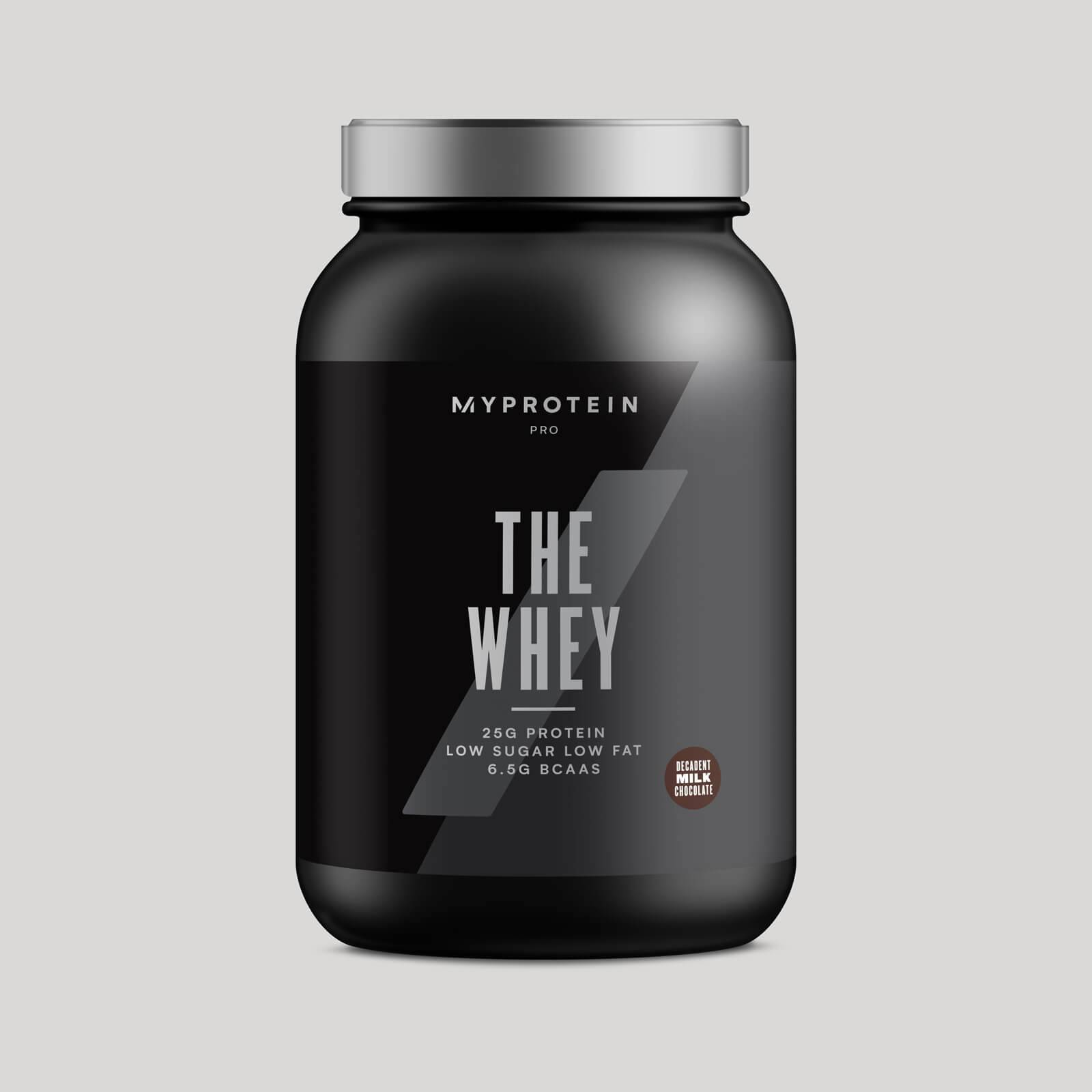 Myprotein THE Whey™ - 30 Servings - 900g - Peccato al cioccolato