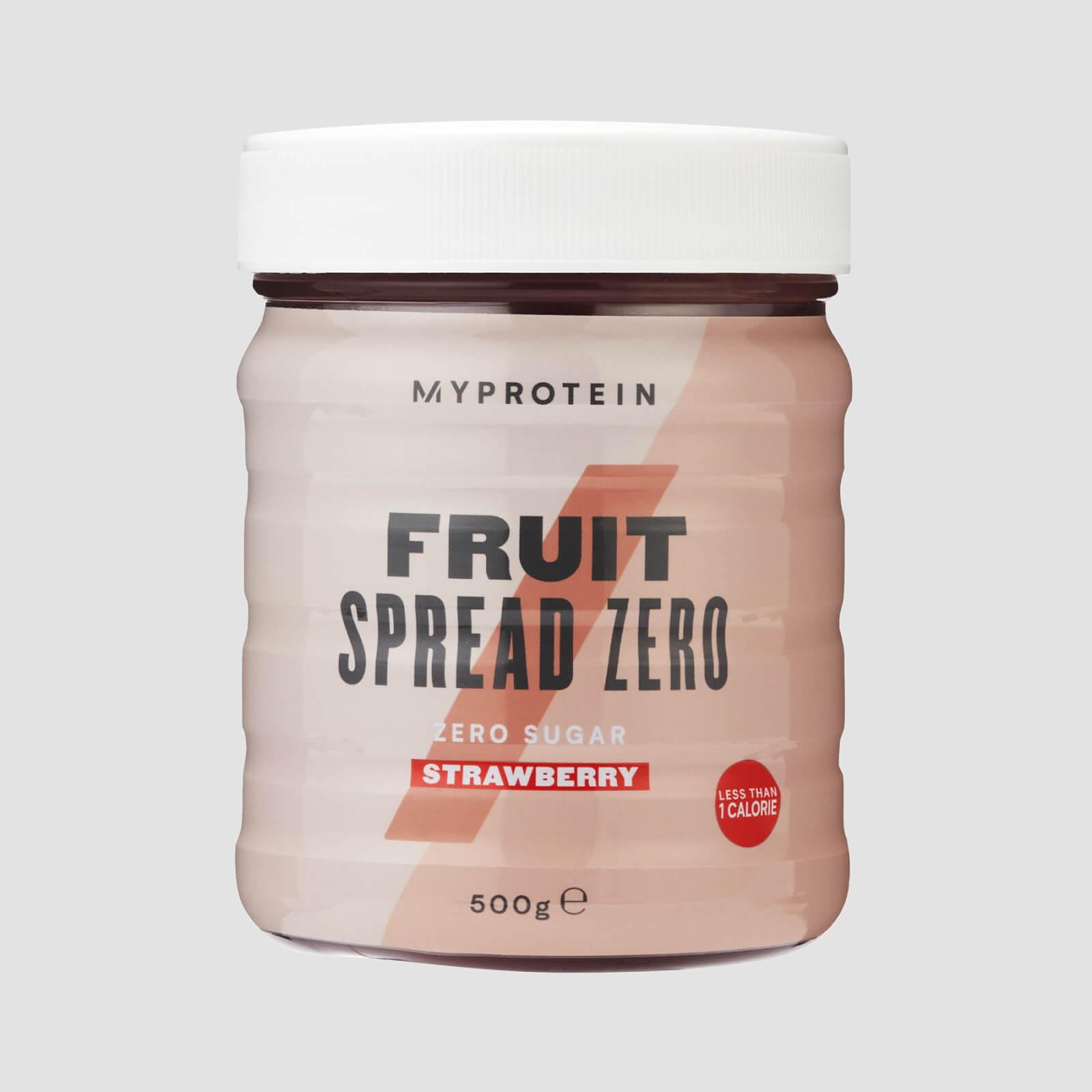 Myprotein Marmellata di Frutta Zero - 500g - Fragola