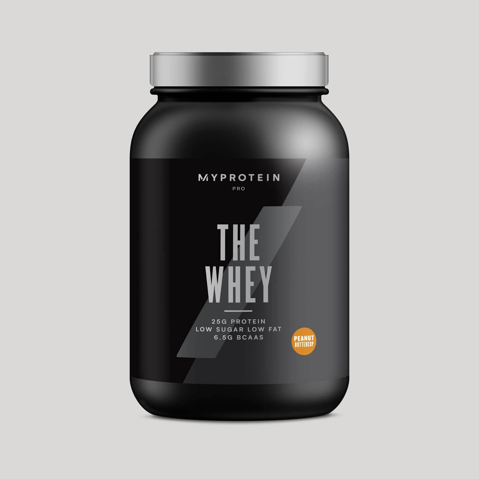 Myprotein THE Whey™ - 30 Servings - 930g - Burro di arachidi