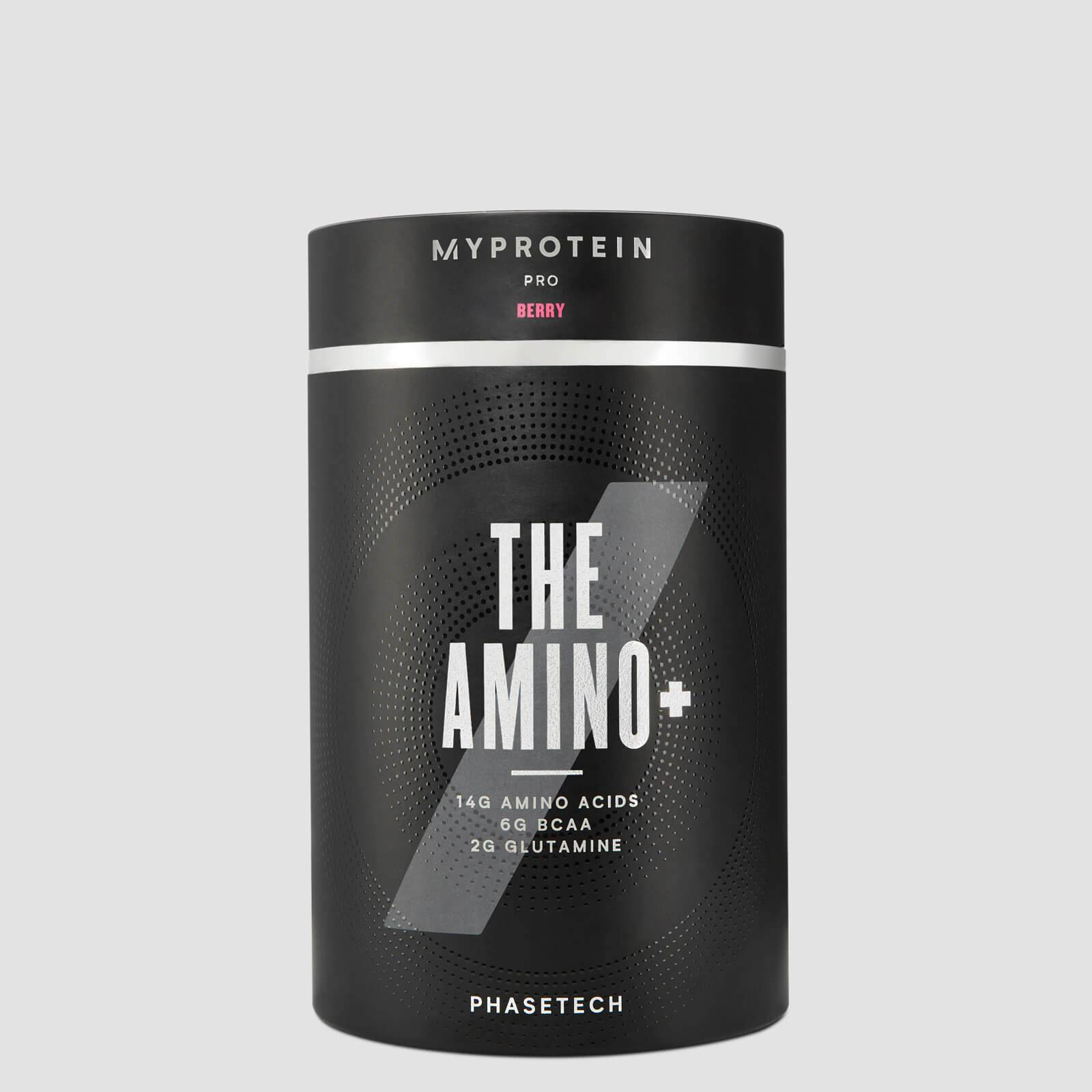 Myprotein THE Amino+ - 20servings - Bacche