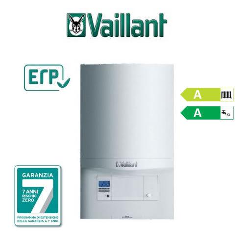 Vaillant Caldaia A Condensazione Vaillant Ecotec Pro Vmw 236/5-3+ Metano Completa Di Kit Fumi