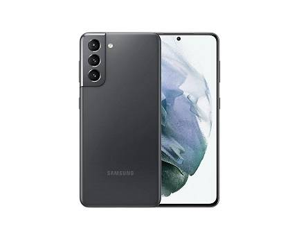 "Samsung Smartphone Samsung Galaxy S21 5g Sm G991b 128 Gb Dual Sim 6.2"" Tripla Fotocamera Octa Core Refurbished Phantom Gray / Grigio"